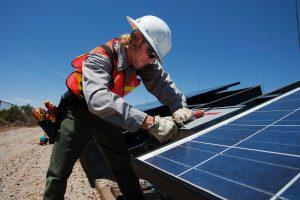 Energia cieplna z paneli słonecznych