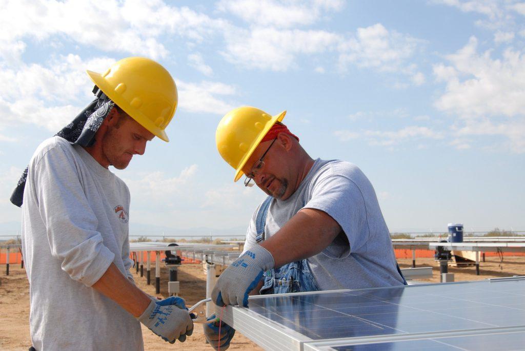 Słoneczne panele termiczne